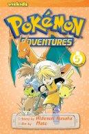 Hidenori Kusaka - Pokémon Adventures, Vol. 5 (2nd Edition) - 9781421530581 - V9781421530581