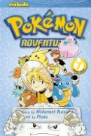 Hidenori Kusaka - Pokémon Adventures, Vol. 7 (2nd Edition) - 9781421530604 - V9781421530604