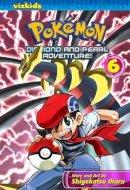 Ihara, Shigekatsu - Pokémon: Diamond and Pearl Adventure!, Vol. 6 (Pokemon) - 9781421531700 - V9781421531700