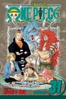 Eiichiro Oda - One Piece, Vol. 31 - 9781421534473 - V9781421534473