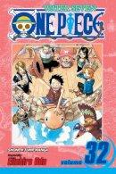 Eiichiro Oda - One Piece, Vol. 32 - 9781421534480 - V9781421534480