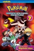 Ihara, Shigekatsu - Pokémon: Diamond and Pearl Adventure!, Vol. 7 (Pokemon) - 9781421534916 - V9781421534916