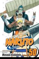 Masashi Kishimoto - Naruto, Vol. 50: Water Prison Death Match - 9781421534978 - V9781421534978