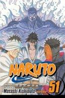 Masashi Kishimoto - Naruto, Vol. 51: Sasuke vs. Danzo! - 9781421534985 - V9781421534985