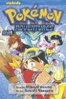 Hidenori Kusaka - Pokemon Adventures, Vol. 13 - 9781421535470 - V9781421535470