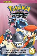 Kusaka, Hidenori - Pokemon Adventures Diamond & Pearl Platinum - 9781421539133 - V9781421539133