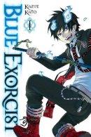 Kazue Kato - Blue Exorcist, Vol. 1 - 9781421540320 - V9781421540320