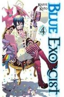 Kato, Kazue - Blue Exorcist - 9781421540474 - V9781421540474