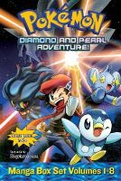 Ihara, Shigekatsu - Pokémon Diamond and Pearl Adventure! Box Set (Pokemon) - 9781421542416 - V9781421542416
