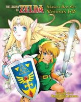 Unknown - LEGEND OF ZELDA BOX SET - 9781421542423 - V9781421542423