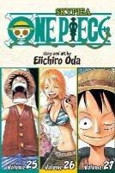 Oda, Eiichiro - One Piece: Skypeia 25-26-27, Vol. 9 (Omnibus Edition) (One Piece (Omnibus Edition)) - 9781421555034 - V9781421555034