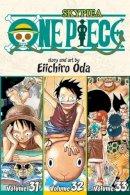 Oda, Eiichiro - One Piece: Skypeia 31-32-33, Vol. 11 (Omnibus Edition) (One Piece (Omnibus Edition)) - 9781421555058 - V9781421555058