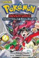 Kusaka, Hidenori - Pokemon Adventures Heart Gold Soul Silver - 9781421559018 - V9781421559018
