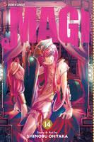 Ohtaka, Shinobu - Magi, Vol. 14: The Labyrinth of Magic - 9781421559643 - V9781421559643