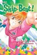 Nakamura, Yoshiki - Skip Beat! (3-in-1 Edition), Vol. 8: Includes volumes 22, 23 & 24 - 9781421564623 - V9781421564623