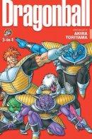 Toriyama, Akira - Dragon Ball (3-in-1 Edition), Vol. 8: Includes Volumes 22, 23 & 24 - 9781421564739 - V9781421564739