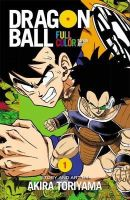 Toriyama, Akira - Dragonball Full Color - 9781421565927 - V9781421565927