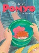 Miyazaki, Hayao - The Art of Ponyo (PONYO ON THE CLIFF) - 9781421566023 - V9781421566023