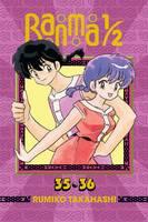 Takahashi, Rumiko - Ranma 1/2 (2-in-1 Edition), Vol. 18: Includes Vols. 35 & 36 - 9781421566399 - V9781421566399
