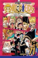 Oda, Eiichiro - One Piece, Vol. 71 - 9781421569451 - V9781421569451