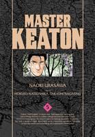 Urasawa, Naoki - Master Keaton 5 - 9781421575940 - V9781421575940