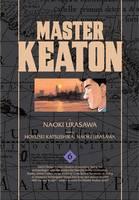 Urasawa, Naoki, Katsushika, Hokusei, Nagasaki, Takashi - Master Keaton, Vol. 6 - 9781421575957 - V9781421575957