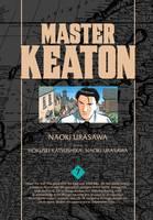Urasawa, Naoki, Katsushika, Hokusei, Nagasaki, Takashi - Master Keaton, Vol. 7 - 9781421575964 - V9781421575964