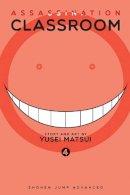 Matsui, Yusei - Assassination Classroom, Vol. 4 - 9781421576107 - V9781421576107