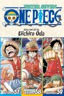 Oda, Eiichiro - One Piece: Water Seven 37-38-39, Vol. 13 (Omnibus Edition) - 9781421577807 - V9781421577807