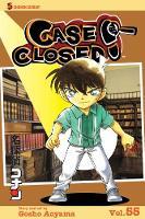 Aoyama, Gosho - Case Closed, Vol. 55 - 9781421577838 - V9781421577838