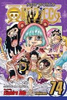 Oda, Eiichiro - One Piece, Vol. 74 - 9781421578675 - V9781421578675