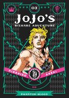 Araki, Hirohiko - JoJo's Bizarre Adventure: Part 1--Phantom Blood, Vol. 3 - 9781421578811 - V9781421578811