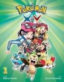 Kusaka, Hidenori - Pokémon XY, Vol. 1 (Pokemon) - 9781421579801 - V9781421579801