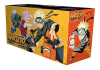 Kishimoto, Masashi - Naruto Box Set 2: Volumes 28-48 with Premium - 9781421580807 - V9781421580807