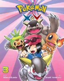 Kusaka, Hidenori - Pokémon XY, Vol. 3 (Pokemon) - 9781421582221 - V9781421582221