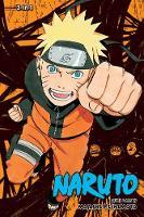 Kishimoto, Masashi - Naruto: 3-in-1 Edition 13 - 9781421582535 - V9781421582535