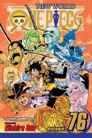 Oda, Eiichiro - One Piece, Vol. 76 - 9781421582603 - 9781421582603
