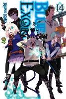 Kato, Kazue - Blue Exorcist 14 - 9781421582634 - V9781421582634