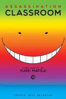 Matsui, Yusei - Assassination Classroom, Vol. 10 - 9781421583228 - V9781421583228