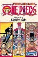 Oda, Eiichiro - One Piece (Omnibus Edition), Vol. 16: Thriller Bark, Includes vols. 46, 47 & 48 - 9781421583365 - V9781421583365