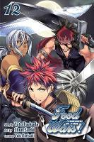 Tsukuda, Yuto - Food Wars!, Vol. 12: Shokugeki no Soma - 9781421585086 - V9781421585086