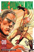 ONE - One-Punch Man, Vol. 8 - 9781421586564 - V9781421586564