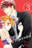 Miyazono, Izumi - Everyone's Getting Married, Vol. 3 - 9781421587172 - V9781421587172