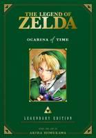 Himekawa, Akira - The Legend of Zelda: Legendary Edition, Vol. 1: Ocarina of Time Parts 1 & 2 - 9781421589596 - V9781421589596