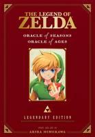 Himekawa, Akira - The Legend of Zelda: Legendary Edition - Oracle of Seasons / Oracle of Ages - 9781421589602 - V9781421589602