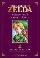 Himekawa, Akira - The Legend of Zelda: Majora's Mask / A Link to the Past -Legendary Edition- (The Legend of Zelda: Legendary Edition) - 9781421589619 - V9781421589619