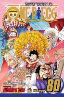 Oda, Eiichiro - One Piece, Vol. 80 - 9781421590240 - V9781421590240