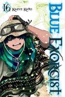 Kato, Kazue - Blue Exorcist, Vol. 16 - 9781421590417 - V9781421590417