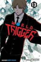 Ashihara, Daisuke - World Trigger, Vol. 13 - 9781421590448 - V9781421590448