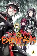 Sukeno, Yoshiaki - Twin Star Exorcists, Vol. 7 - 9781421590455 - V9781421590455